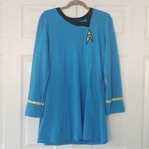 Star Trek Nurse Chapel Costume PJs